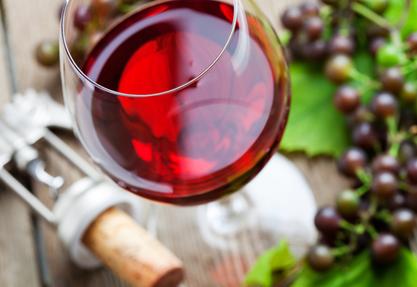 κόκκινη κρασί
