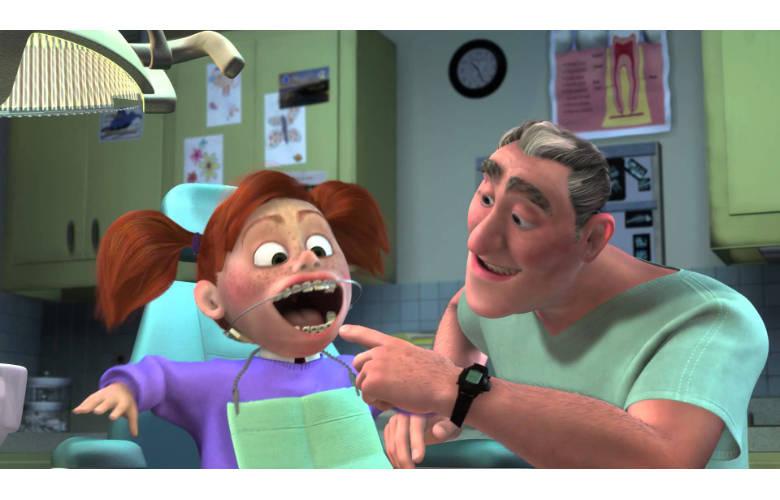 οδοντίατροι στον Κινηματογράφο