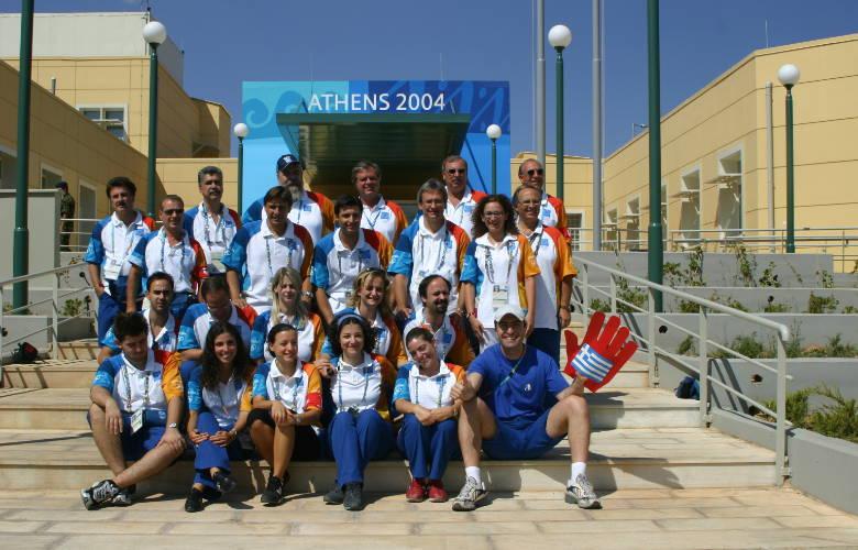 Η συμβολή της Οδοντιατρικής Σχολής στους Ολυμπιακούς Αγώνες 2004
