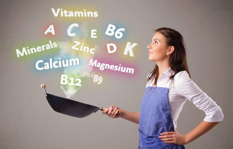 Βιταμίνες και ιχνοστοιχεία για γερά δόντια