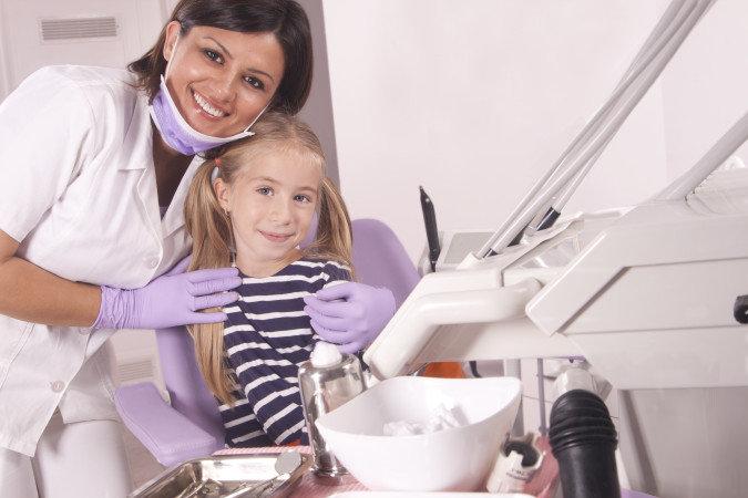 ασφάλεια παιδιών στην οδοντιατρική