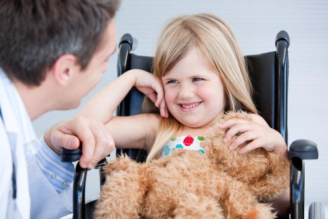 Οδοντιατρική φροντίδα σε παιδιά με ειδικές ανάγκες