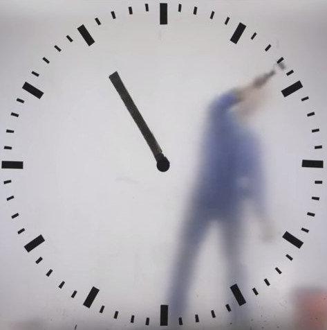 Το ολοζώντανο ρολόι του Άμστερνταμ