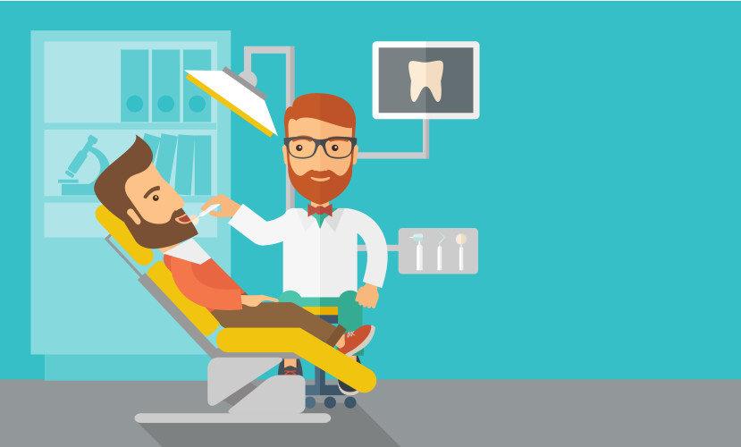 Οδοντιατρικά ανέκδοτα