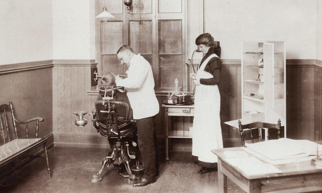 Αφιέρωμα Οκτωβρίου: Η ιστορία της Οδοντιατρικής μέσα από εικόνες! (Μέρος Δεύτερο)